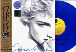 "TRUE BLUE (SUPER CLUB MIX) - EU RSD 12"" EP BLUE VINYL"